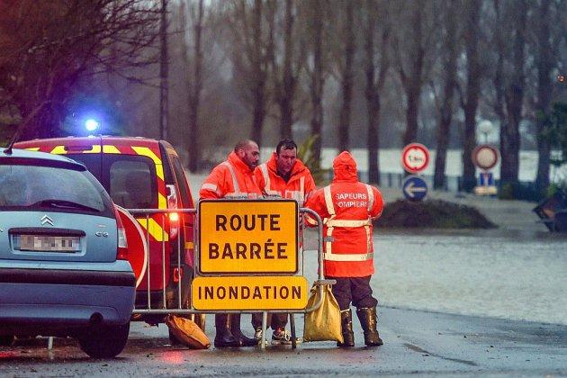 Intempéries: deux morts dans le sud-ouest où 11 départements sont placés en vigilance orange
