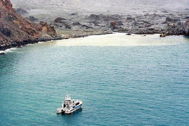 Eruption en Nouvelle-Zélande: les deux derniers corps n'ont pas été retrouvés
