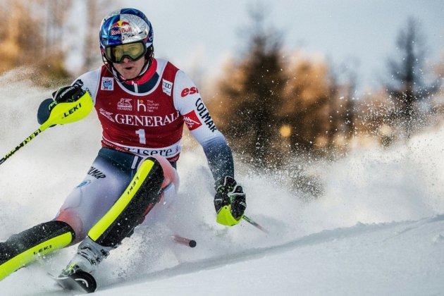 Ski alpin: Alexis Pinturault, la très belle affaire à Val d'Isère