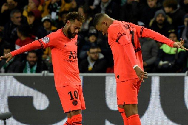 L1: soirée noire pour Lyon, Paris facile champion d'automne