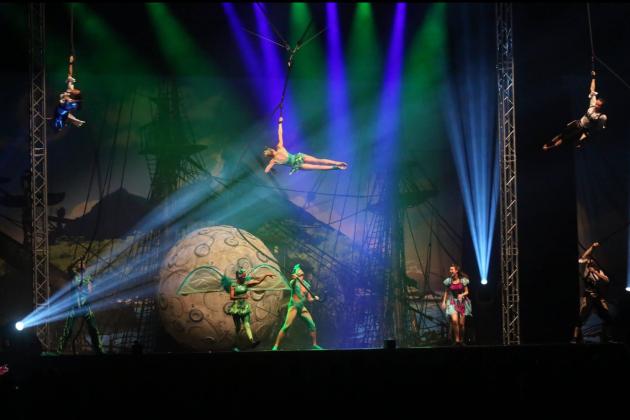 "Peter Pan, ""Noël au pays merveilleux"""