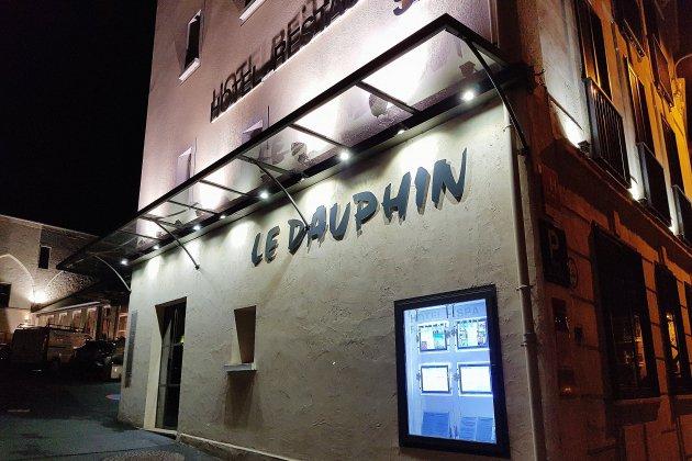 Bonne table: un menu raffiné au Dauphin, pour se faire plaisir