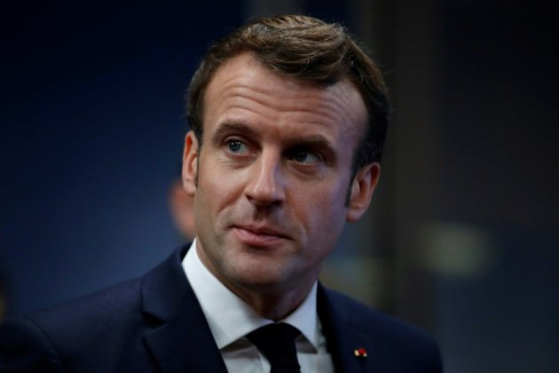 """Macron """"disposé à améliorer"""" le projet des retraites, notamment """"autour de l'âge pivot"""""""