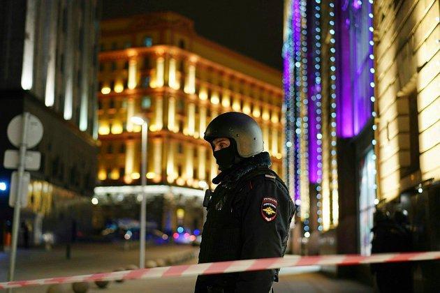 """Tirs à Moscou: des blessés, le tireur """"neutralisé"""", selon les services secrets"""