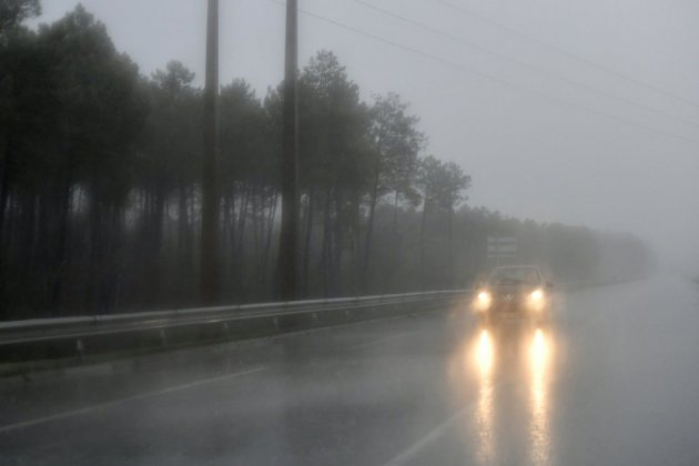 Pluie et vents violents: 23 départements en vigilance orange
