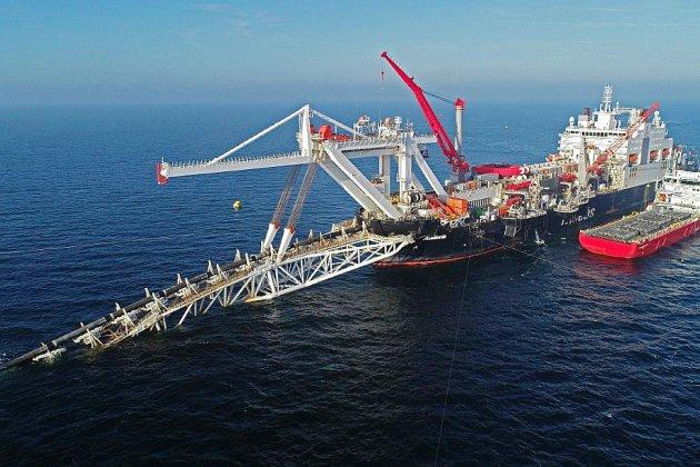 Nord Stream 2: l'UE et l'Allemagne rejettent les sanctions américaines