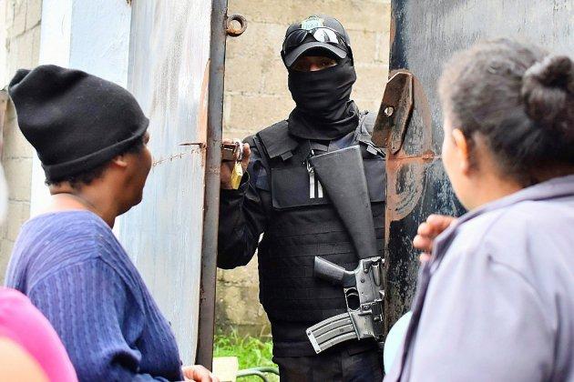 Week-end sanglant dans les prisons au Honduras: 36 morts dans deux massacres