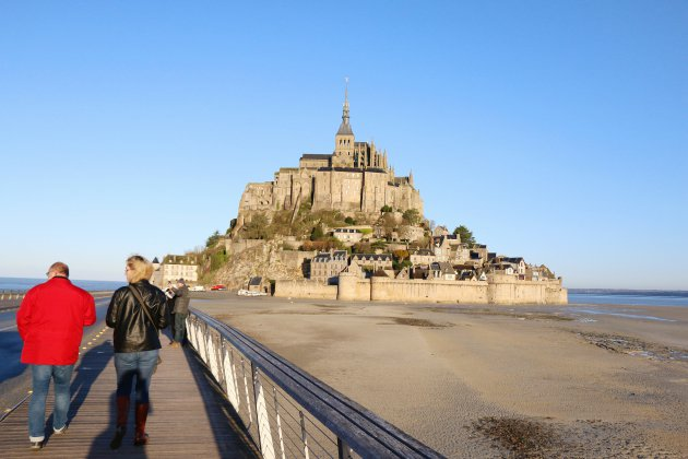 Mont Saint-Michel: qui financera?
