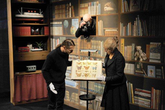 Les carnets de Peter: une création originale du Théâtre du tilleul
