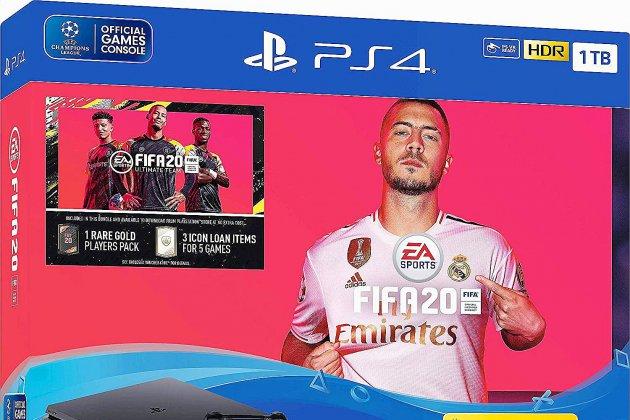 Pour 2020, gagnez votre PS4 pro +Fifa20