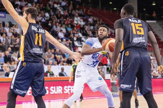 Le Rouen métropole Basket retrouve le championnat contre Fos-sur-Mer