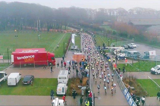 Championnat de France de cyclo-cross dans le Cotentin