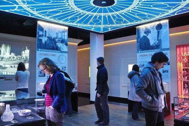 50 objets inédits du Titanic exposés à la Cité de la Mer