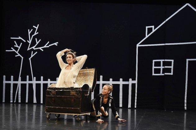 Pierre et le loup: une version chorégraphique du conte musical