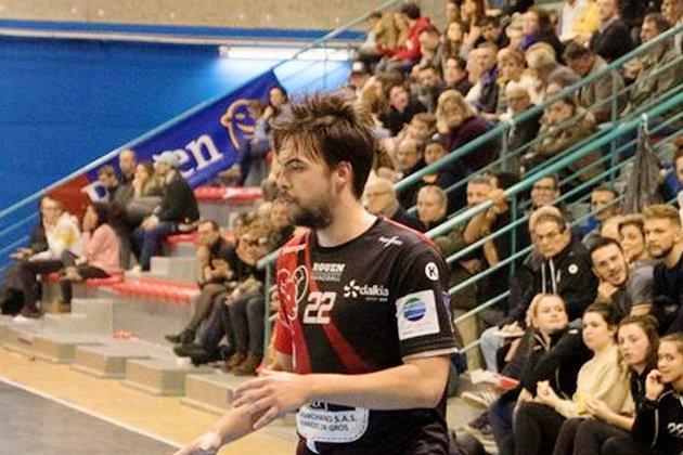 Le Rouen Handball féminin et les Spiders de Rouen sur le pont
