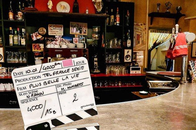 La série de France 3 Plus belle la vie s'offre un record