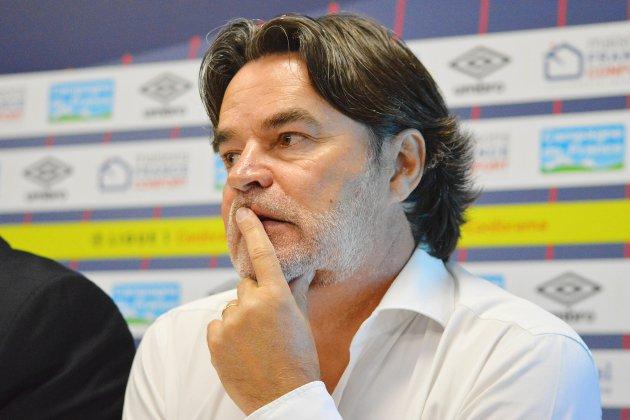 Fabrice Clément, invité exceptionnel du Club Malherbe
