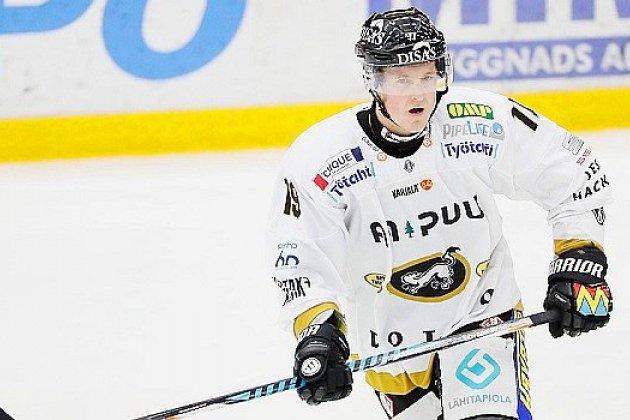 Hockey sur glace : les Dragons font signer du lourd en attaque