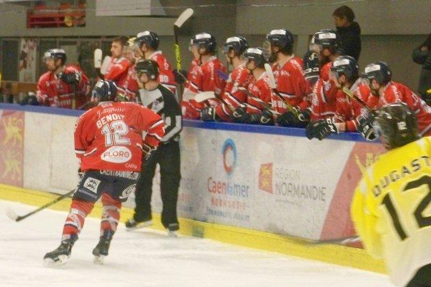 Division 1: Les Drakkars remportent le choc face à Chambéry