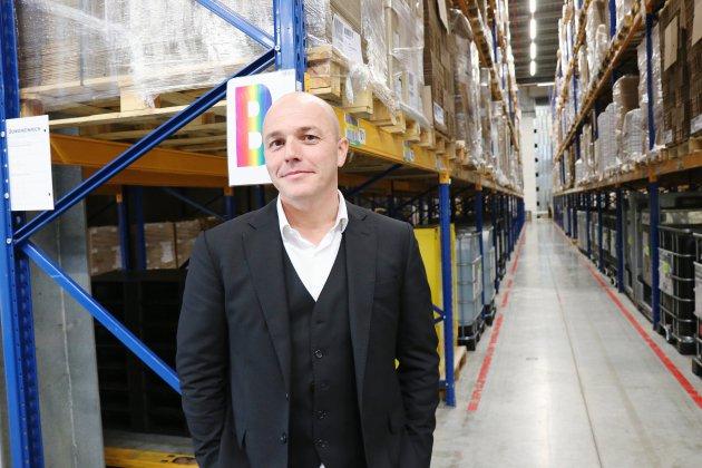 Les Laboratoires Gilbert anticipent l'avenir avec une nouvelle usine