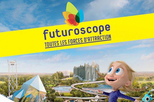 Un séjour au Futuroscope pour quatre personnes à gagner