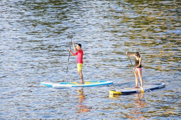 En paddle, un naufragé secouru près du Trou à l'homme