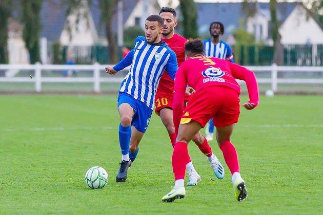 Football (N2) : le CMS Oissel sévèrement battu par Guingamp