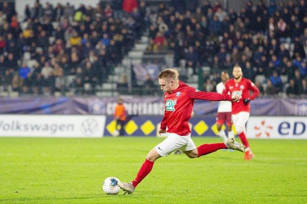 Le FC Rouen battu en 16e de finale par le SCO d'Angers