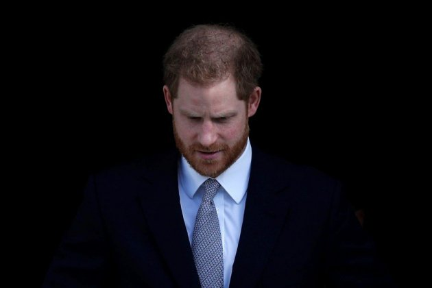 """Le prince Harry s'est mis en retrait de la monarchie """"avec une grande tristesse"""""""