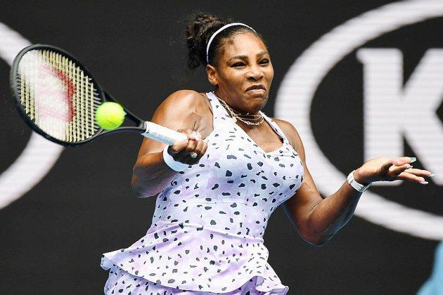 Open d'Australie: sans pollution, Osaka et Serena démarrent bien