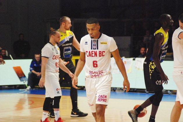 Incorrigible et tellement frustrant ce Caen Basket Calvados!