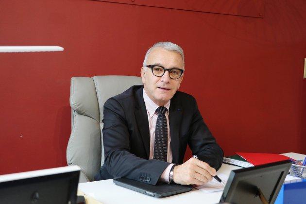 Pascal Martin prend ses marques au palais du Luxembourg
