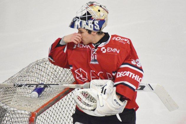 Hockey-sur-glace. Division 1: Caen impuissant face à Dunkerque