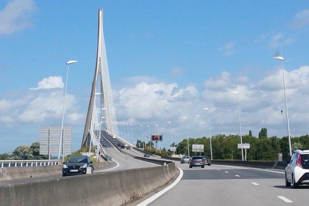 Le tarif du pont de Normandie augmente