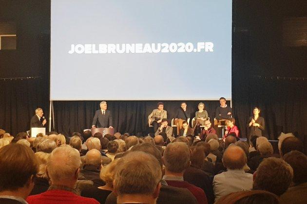 Municipales. Joël Bruneau dévoile les premières lignes de son programme