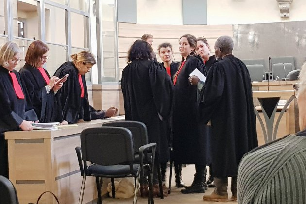 Les avocats plaident à charge contre le procureur de la République