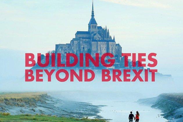 Brexit: la Région s'exporte dans les journaux britanniques