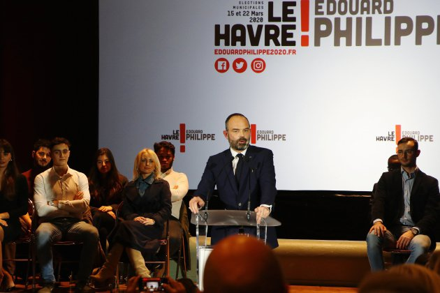 Édouard Philippe lance sa campagne