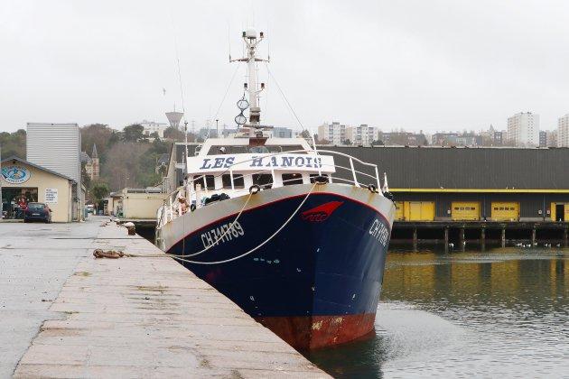 Conflit avec Guernesey : la réplique des pêcheurs normands