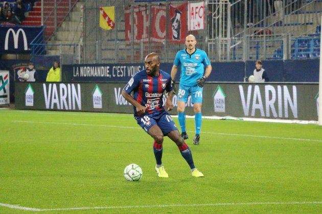 Football (Ligue 2).Scénario renversantpour Caen face aux Chamois Niortais