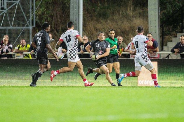 Direction Oyonnax pour les Lions du Rouen Normandie Rugby