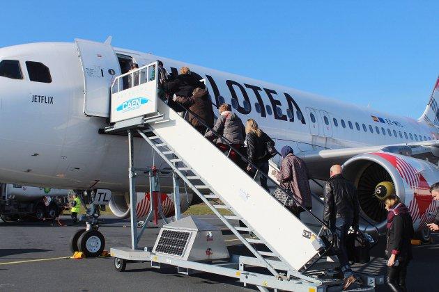 Les destinations estivales au départ des aéroports de Caen et Deauville