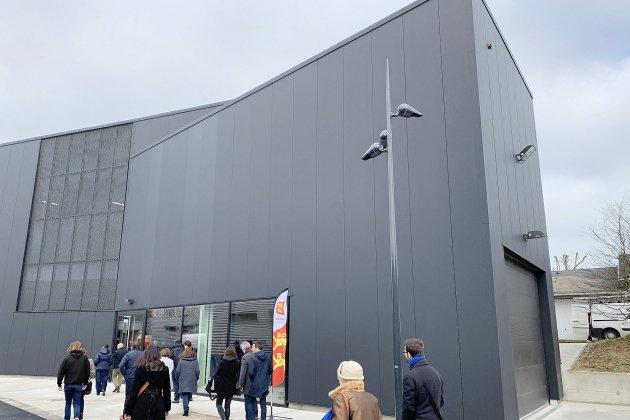 Le Campus Normandie Éolien inauguré au lycée Descartes-Maupassant