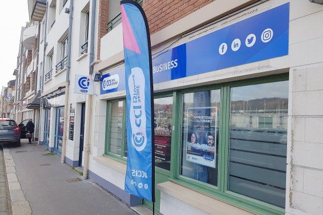 La CCI Fécamp - Port-Jérôme change de locaux