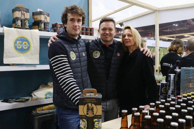 Salon de l'Agriculture : rencontre avec des producteurs normands