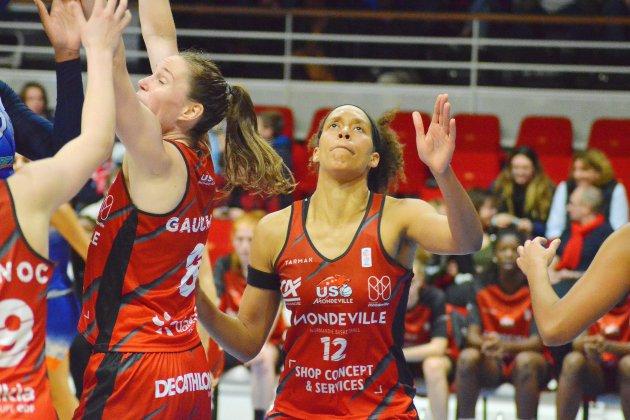 Mondeville. Basket (LF2): Inefficaces offensivement, Mondeville perd à Strasbourg