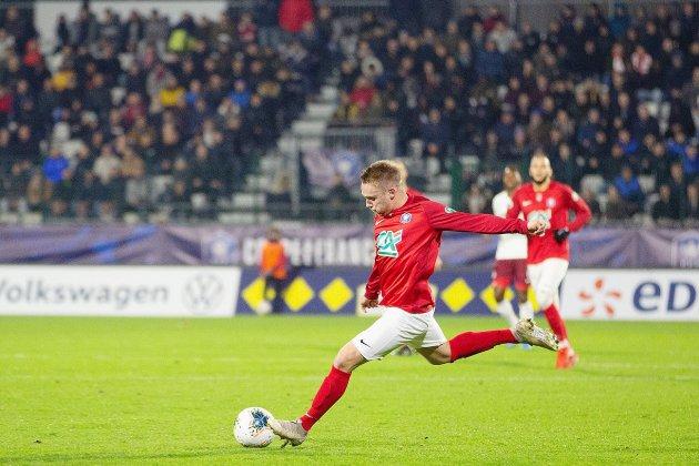 Le FC Rouen n'y arrive plus