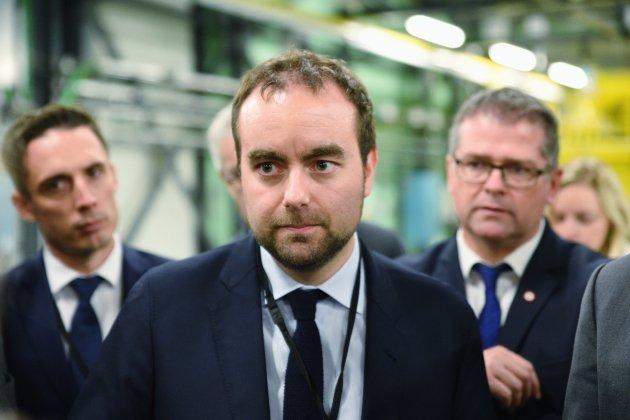 Municipales : Sébastien Lecornu candidat dans sa ville