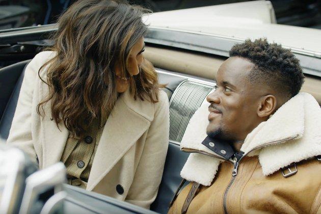 Black M fête ses dix ans d'amour avec sa femme Léa