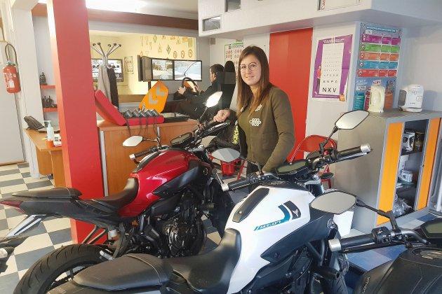 La réforme du permis moto est en vigueur